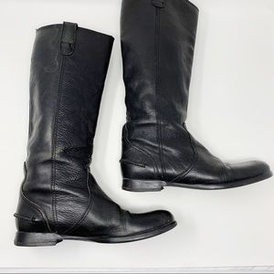 1937 Madewell Archive Tall Riding Boots